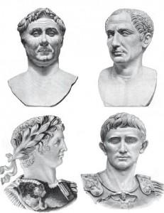 Римские цезари