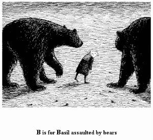 Иллюстрации Эдварда Гори