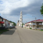 Юрьевец - город