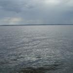 Горьковское море близ Юрьевца