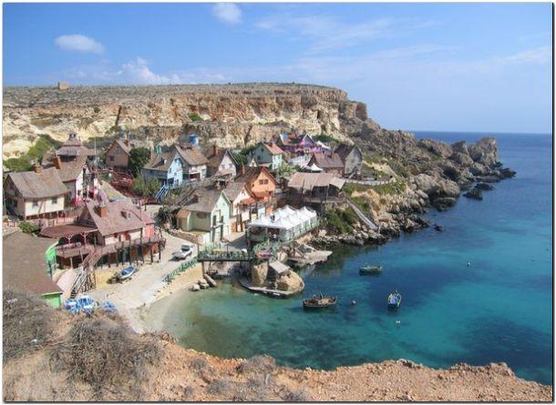 остров Мальта путешествие