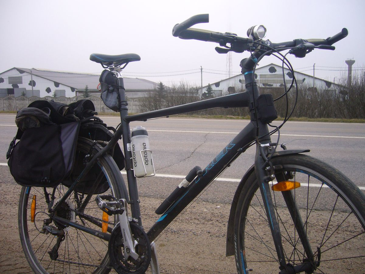 Велосипед Trek 7.4
