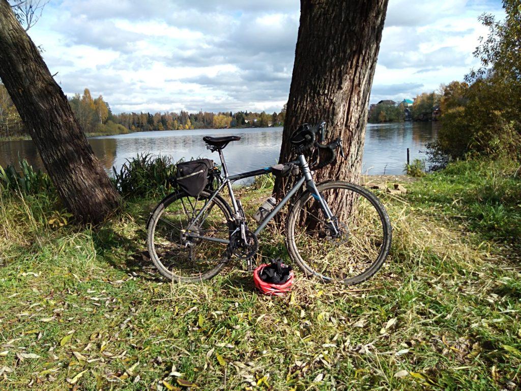 На велосипеде в Богослово
