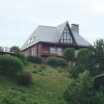 Дом на горе Юрьевца