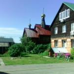 Галерея Александро-Невского монастыря