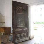 Двери Николо-Пешношского монастыря